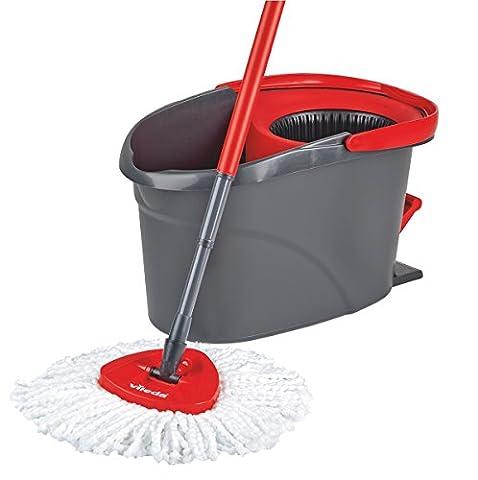 Vileda - 133648 - Balai + seau Easy Wring And Clean Mocio - Set Complet