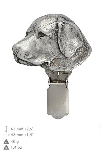 Labrador, Hund, Hund clipring, Hundeausstellung Ringclip/Rufnummerninhaber, limitierte Auflage, Artdog