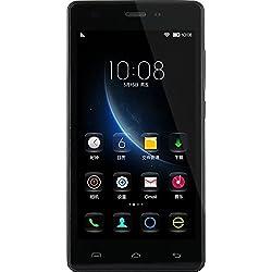 """Doogee Galicia X5 - Móvil de 5"""" (3G, Bluetooth 4.0, WiFi, ARM Cortex-A7, 1 GB de RAM, 8 GB, Android 5.1 Lollipop) color blanco"""