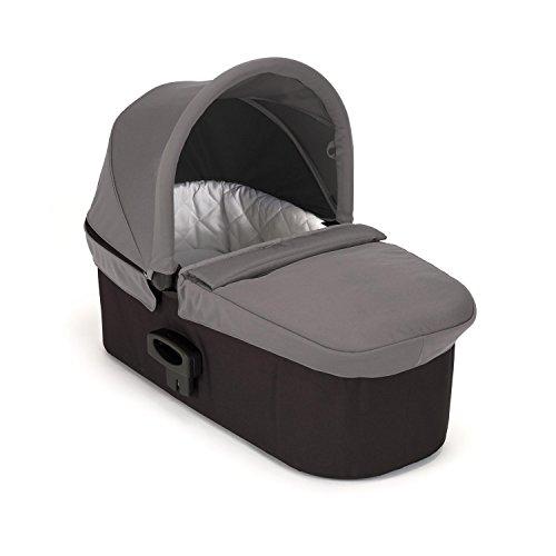 Baby Jogger BJ95781EN Deluxe Babywanne für City Mini/Mini GT/Elite/Premier/Select/LUX und Summit X3 Einzelwagen, grau