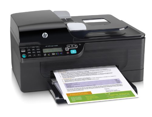 HP Officejet 4500 Multifunktionsgerät mit Fax