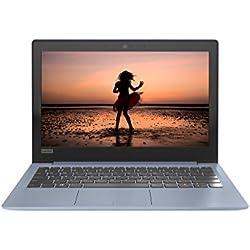 Lenovo IdeaPad 120S 29,5 cm (11,6 Zoll HD TN matt) Slim Notebook (Intel Celeron N3350, 4 GB RAM, 64 GB eMMC, Intel HD Grafik 500, Windows 10 Home) blau Lenovo IdeaPad