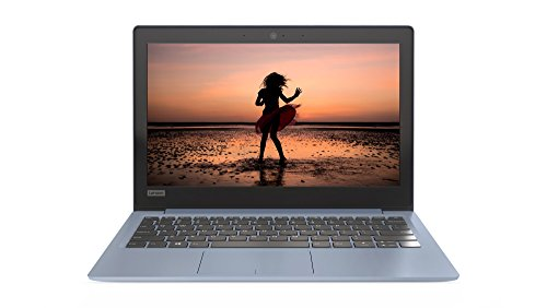 Lenovo IdeaPad 120S 29,5 cm (11,6 Zoll HD TN Antiglare) Slim Notebook (N3350 Dual-Core, 2 GB RAM, 32 GB eMMC, Intel HD Grafik 500, Windows 10 Home) blau