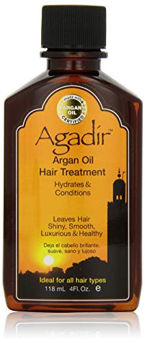 Agadir Argan Oil Hair Treatment 4oz (Natural Oil Bath)