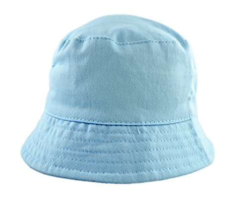 58e71efe4ec Baby Boy s Summer Sun Hat. 100% Cotton Bucket. (3-6 Months
