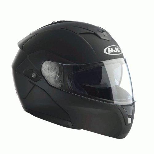 Preisvergleich Produktbild Helm HJC SY-MAX III 3 matt T-S mattschwarz
