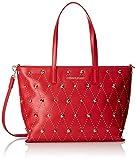 Versace Jeans Ee1vsbbe2, Borsa a Spalla Donna, Rosso (Magenta), 11.5x27x41 cm (W x H x L)