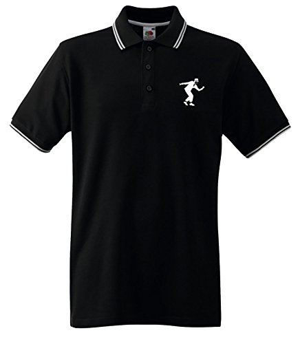 Rude Boy Mens Polo T Shirt, High Quality, S to XXL