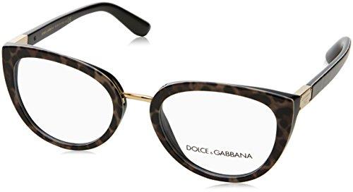 Dolce & Gabbana Frame LEO PRINT WITH -
