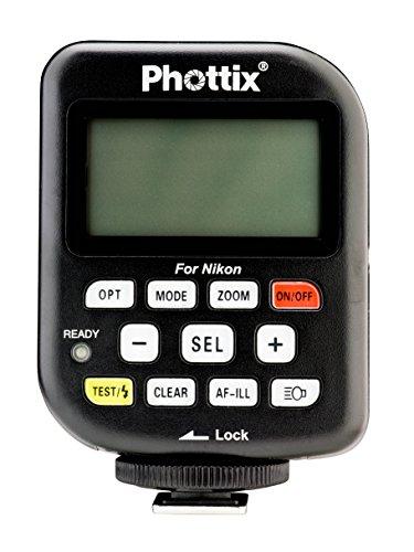 Phottix Odin TTL transmitter and TCU for Nikon