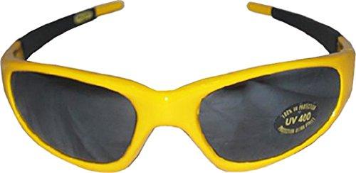 Hulk Hogan Hulkamania Rot or Gelb Sunglasses (Kostüm Hulkamania)