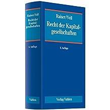 festschrift fr thomas raiser zum 70 geburtstag am 20 februar 2005 veil rdiger damm reinhard heermann peter w