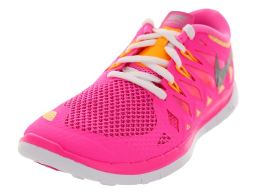 Bagliore atomico Nike Metallico Rosa Free Mango gs bianco Argento Laufschuhe 5 0 FqZwSRF