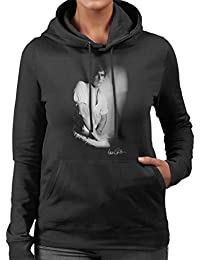 Brian Griffin Official Photography - Bryan Ferry London Press Shoot Women's Hooded Sweatshirt
