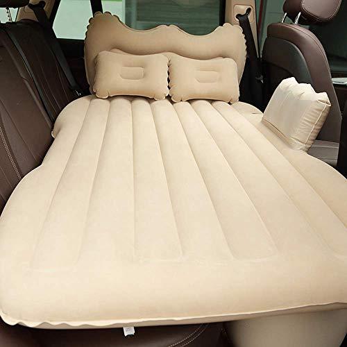 Demana Aufblasbare Auto Matratze PVC Beflockung multifunktions Reise Camping Bett Auto Luftmatratze Auto Schlafsack Passt universal SUV Selbstaufblasbare Matratzen