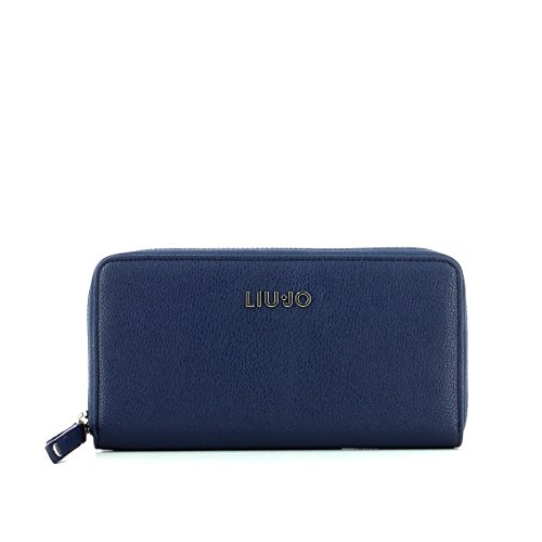 Liu jo wallet Zip Around L dress blue