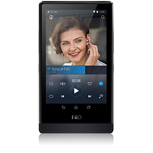 """FiiO X7 Android Smart Portable Music Player, 3.97"""" Touchscreen, 32GB ROM, 1GB RAM, Body Only"""