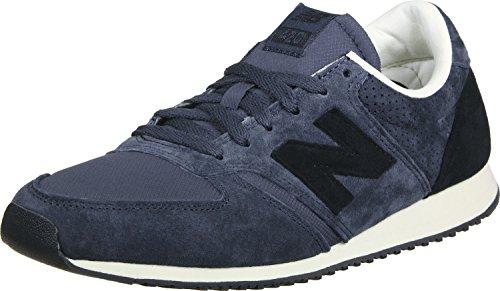 NEW BALANCE Chaussures U420 NUBUCK - Bleu *