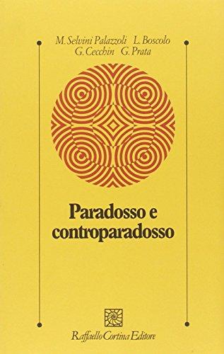 Paradosso e controparadosso