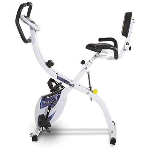 Bicicleta estática plegable X-TRI2. 3