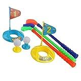 ROSENICE Set da Golf Sport Giochi all'aperto Giocattolo per Bambini
