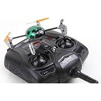 Walkera QR Ladybird V2 Micro Quadcopter Quadrocopter RTF mit Devo4 2,4 Ghz mit Zubehör von notebook-as®
