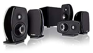 Paradigm Cinema 100 CT 5.1-CH Home Theatre Speaker Package - Black Gloss