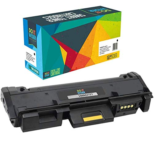 Do it Wiser Compatible Toner Cartridge for Xerox Workcentre 3225 3215  Phaser 3260-106R02777 (3,000 Pages)