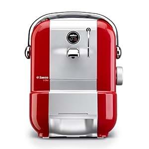 Saeco A Modo Mio Extra macchina da caffè rossa a cialda (edizione limitata)