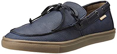 U.S. Polo Assn. Men's Navy Loafers and Moccasins - 10 UK/India (44 EU)