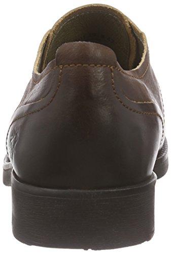 FLY LondonHOME610FLY - Scarpe stringate Uomo Marrone (Marrone (Tan 001))