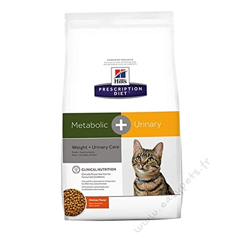 Hill`s Alimento Dietético Gatos Metabolic Plus Urinary