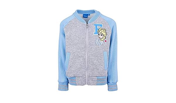 Grau Disney Die Eisk/önigin College Jacke
