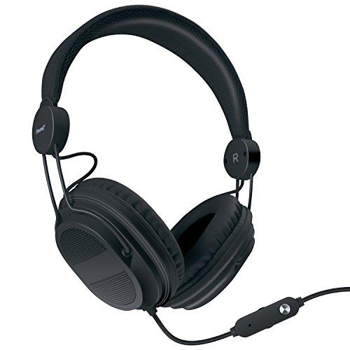 Dreamgear Mp3-player (iSound ISOUND-Kid Friendly Kopfhörer mit Mikrofon und Musik Volumen)
