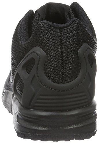 adidas ZX Flux, Sneakers, Unisex Nero (Core Black/Core Black/Dark Grey)