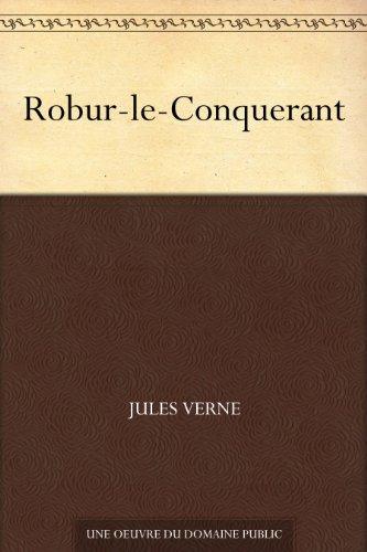 Couverture du livre Robur-le-Conquerant