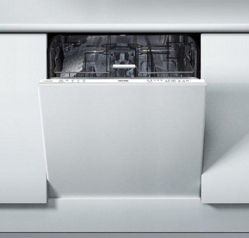 Ignis ADL 560/1Geschirrspüler 47dB A + Silber