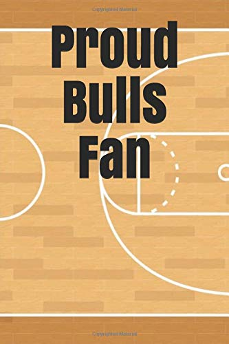 Proud Bulls Fan: An unofficial NBA basketball journal for your everyday needs por Jay Wilson