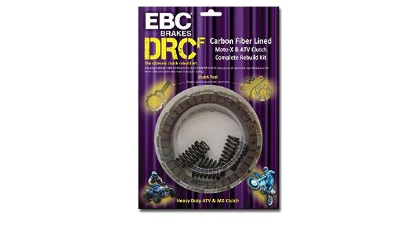 Ebc Kupplung High End Carbon Kupplungs Kit Incl Stahlscheiben Drcf Serie Auto