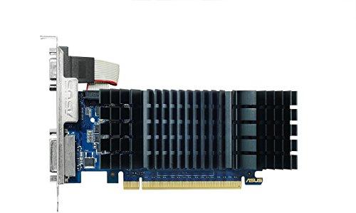 Asus GT730-2GD5-SL-BRK Nvidia GeForce Grafikkarte (2GB DDR5 Speicher, PCIe 3.0, HDMI, DisplayPort)