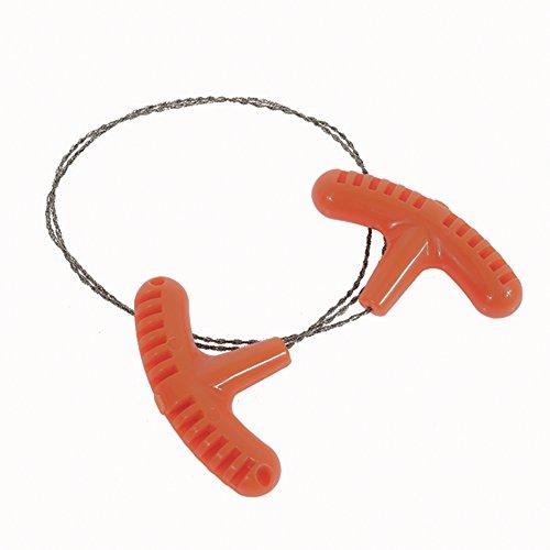 SHUNYUS-Outdoor Sports Must-Chain Saw Drahtsäge Drahtsäge, Survival-Werkzeugsäge