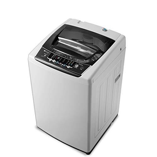 QHGao Mini Lavadora Automática Portátil