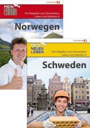 Mein neues Leben - Skandinavien Edition: Die Edition zum Auswandern nach Norwegen und Schweden, in zwei Bänden: Alle Infos bei Amazon