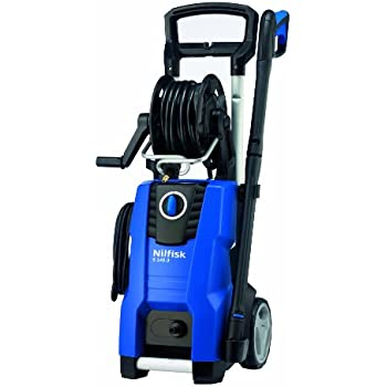 Nilfisk E 140 bar Powerful Pressure Washer with 2100w Induction Motor