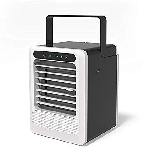 Xxyk Haushaltsluftkühler Mini Luftkühler USB Kleiner Lüfter tragbarer Klimaanlagenlüfter Heimschlafsaal-Lüfter