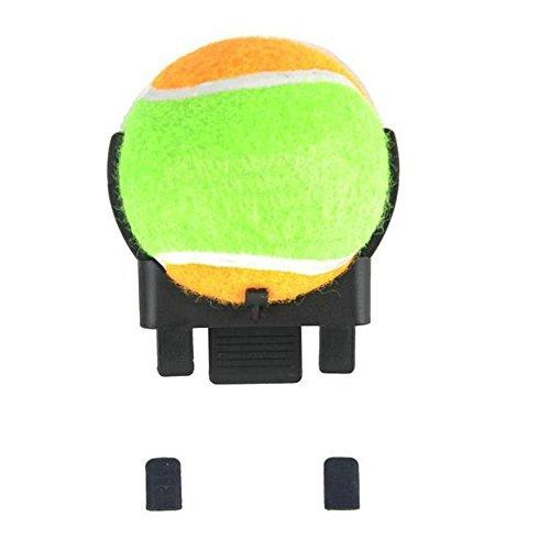 AGIA TEX Selfie Aufsatz für Handy mit Quietsch-Ball für perfekte Hundefotos | kinderleicht zu bedienen | Ball separat zum Spielen entnehmbar (Foto Tex)