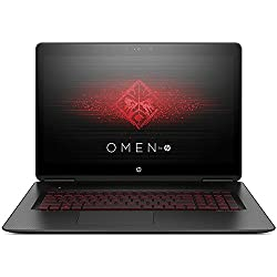 Omen by HP - AX250TX - 15.6-inch Laptop (7th Gen Core i7-7700/16GB/1TB + 128 GB SSD /Nvidia GeForce 1050 TX GTX 4GB Graphics/ Windows 10 Home), Black With MS Office 2016 H & S edition