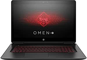 HP Omen AX248TX 15.6-inch Laptop (7th Gen Core i5-7300/8GB/1TB/Windows 10 Home with MS Office 2016 H &S Edition/2GB Graphics), Black