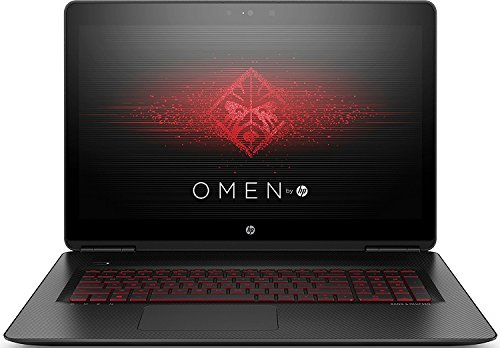 Gaming Laptops HP Omen 17 i7 7th Gen 7700HQ 16GB 1TB 128GB SSD 4GB 1050GTX FHD 1920x1080