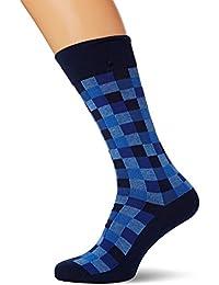 Hackett London Multi Block Socks, Calcetines para Hombre